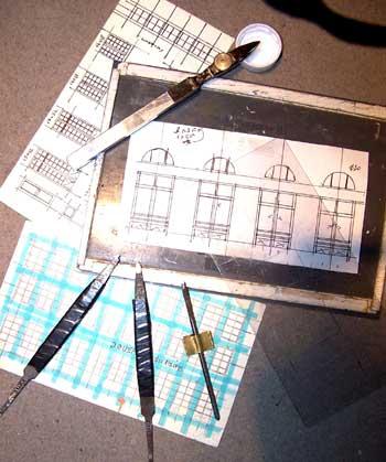 Architectures for Fenetre quadrillee